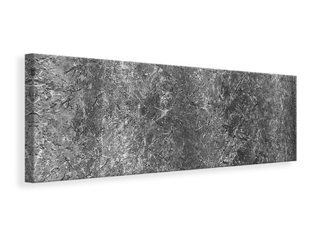 Panoramic Canvas Print Concrete abstract