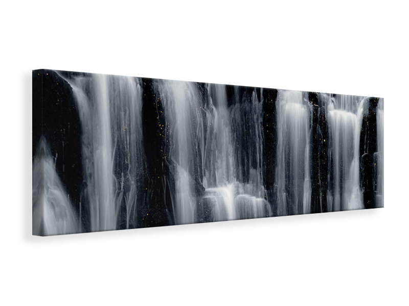 Panoramic Canvas Print Sparkling