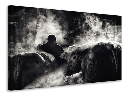 Canvas print Farm Life