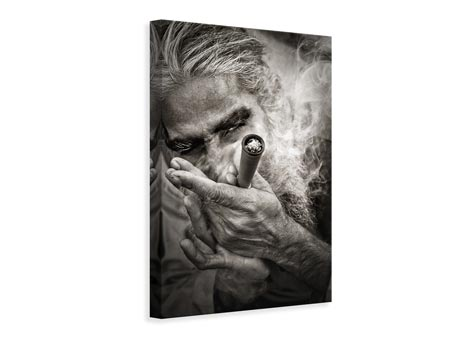 Canvas print Go to Nirvana