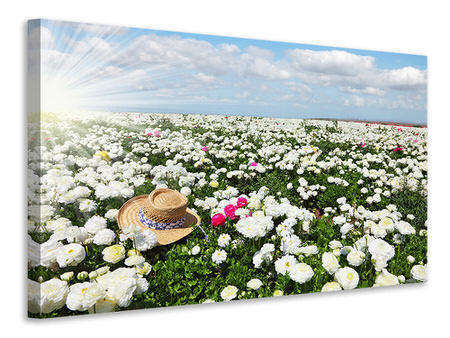 Canvas print Spring Flower Meadow