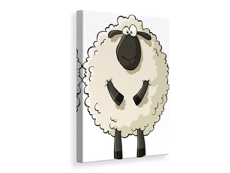 Canvas print The Sheep