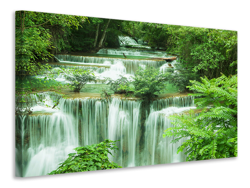Canvas print 7 Levels In Thailand