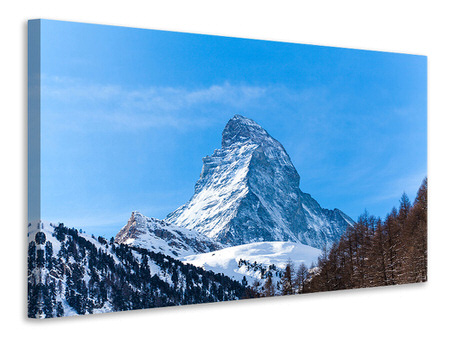 Canvas print The Majestic Matterhorn