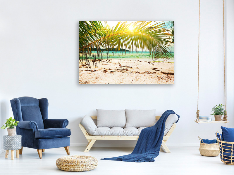 Canvas print Swing Out Of The Hammock.