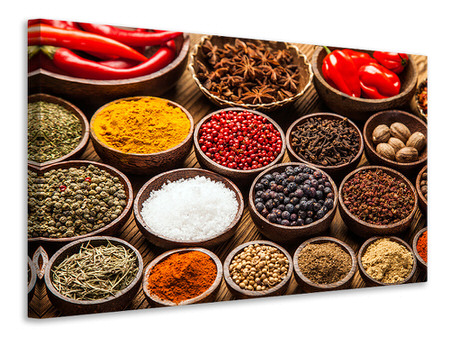Canvastaulu Hot Spices