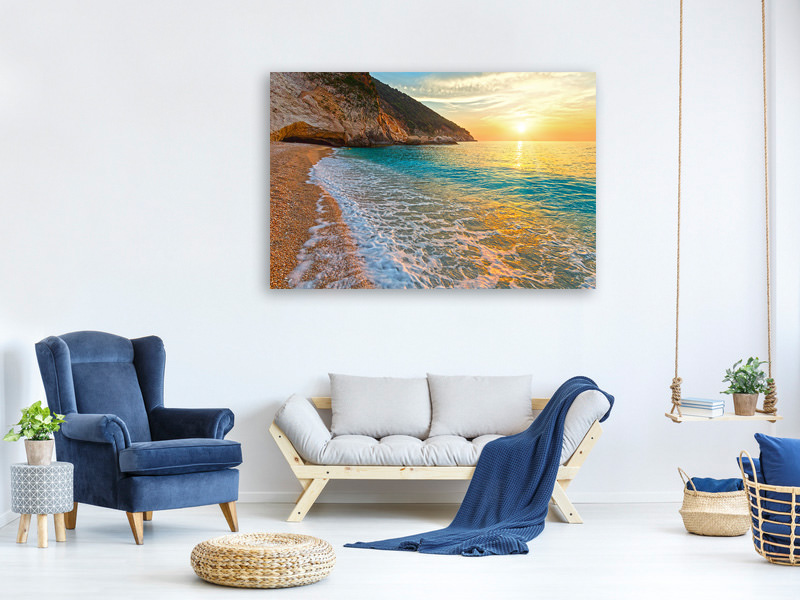 Canvas print View